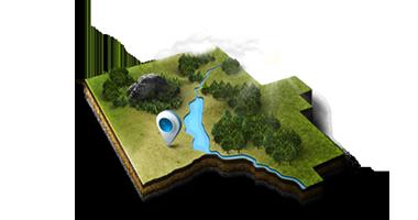 Carte interactive | Ville de Pohénégamook