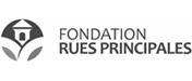 La Fondation Rues principales